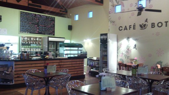 Cafe Botannix Napier