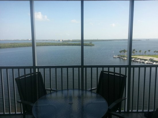 The Westin Cape Coral Resort At Marina Village : Balcony