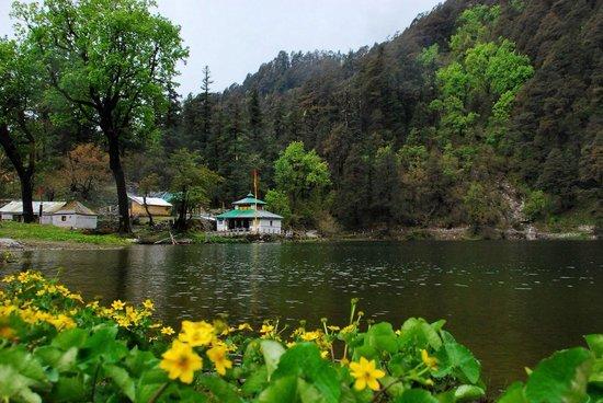 Uttarkashi, India: Dodital lake