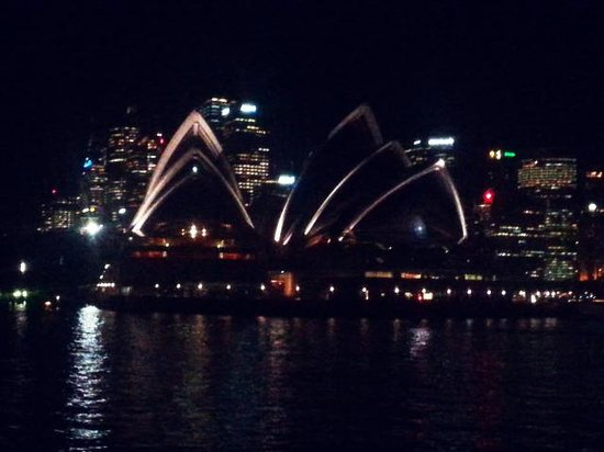 Sydney Harbour: Opera house