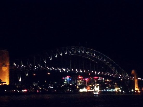 Sydney Harbour: Harbour Bridge