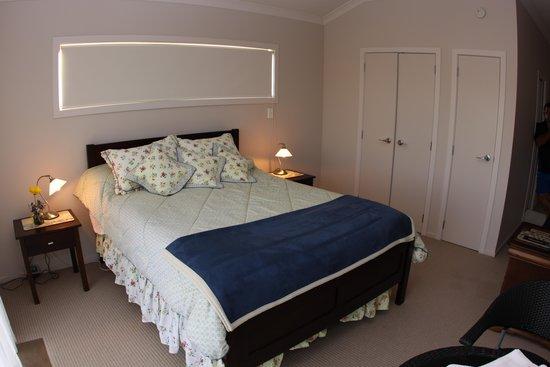 Richmond Farm Lodge: Kaitake Room