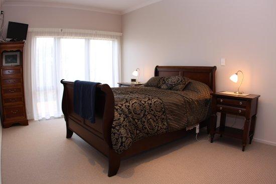 Richmond Farm Lodge: Egmont Room