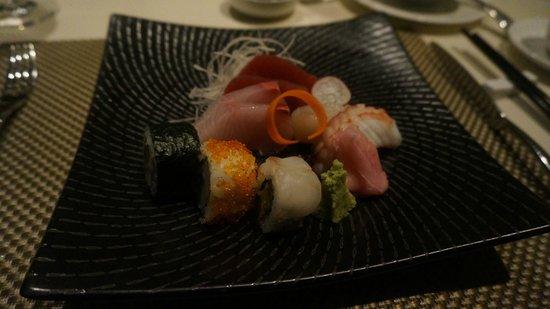 Umai : sashimi