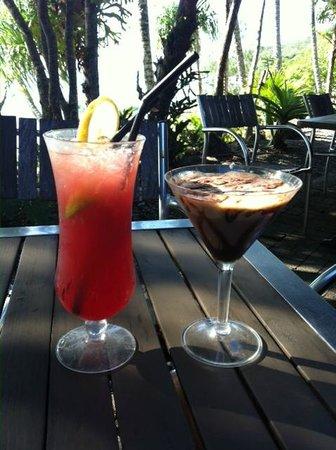 Fitzroy Island Resort : cocktails