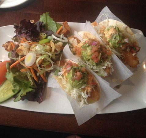 Yard House - West Nyack: Bahi Fish Tacos