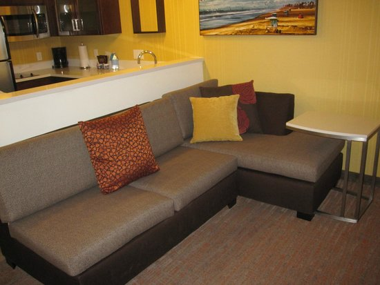 Residence Inn Tustin Orange County : Seating Area