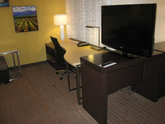 Residence Inn Tustin Orange County : Work Area