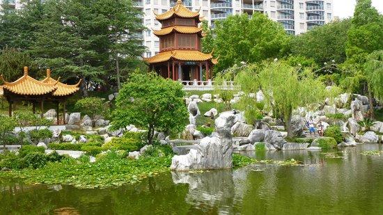 Chinese Garden of Friendship: Tranquillity