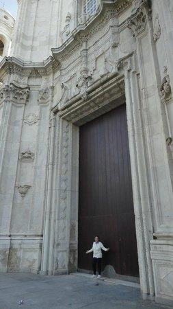 Catedral de Cadiz : Porta