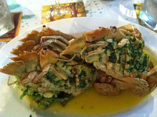 Splash Seafood Restaurant: Garlic Bugs - Yumm