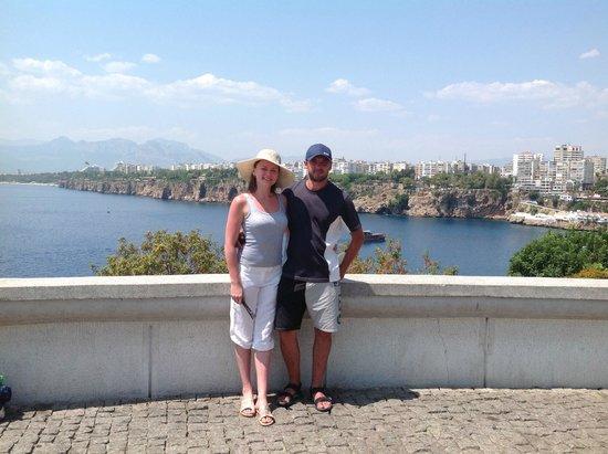 Antaliiskaya Fortress: Смотровая площадка