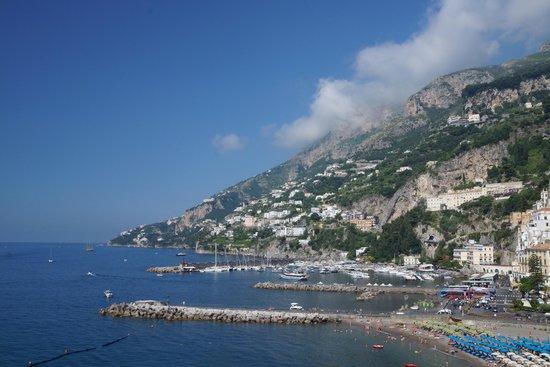 Hotel Marina Riviera : Ausblick vom Zimmer