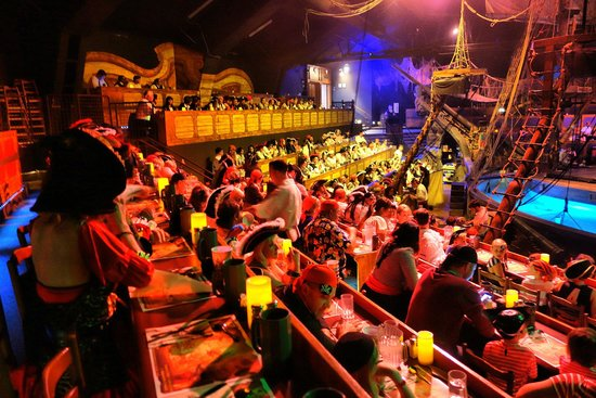 Pirate Show Picture Of Pirates Dinner Adventure Buena