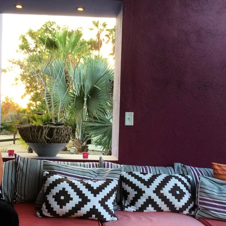 The Hotelito: Design aesthetic
