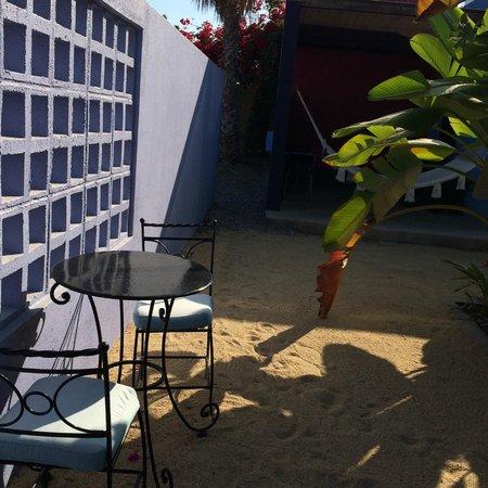 The Hotelito: Typical casita
