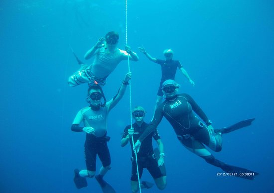 Blue Immersion Freediving: I will meet you guys later ! :)