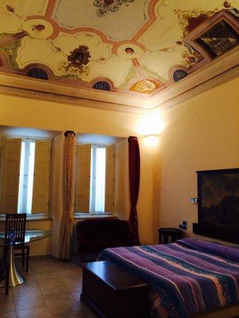 Vogue Hotel Arezzo: Наш номер