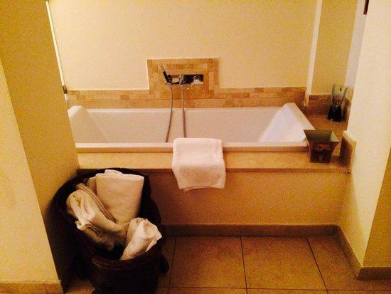 Vogue Hotel Arezzo : Ванна