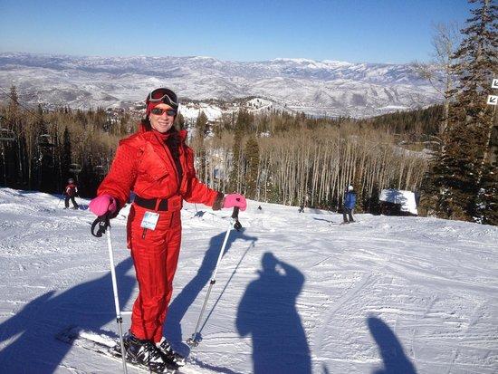 Deer Valley Resort: Skiing at Deer Valley