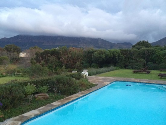 Dongola Guest House: Great view!