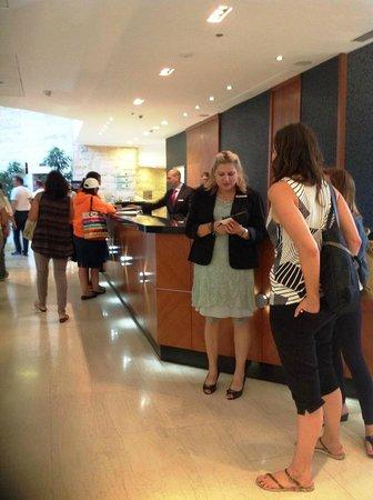 Inbal Jerusalem Hotel: Lobby