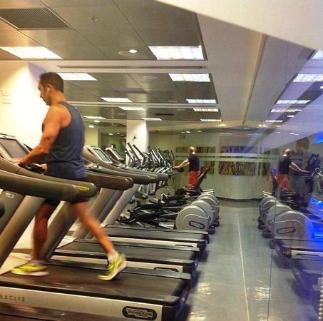 Inbal Jerusalem Hotel: Work Out