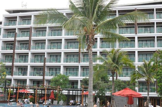 Amari Hua Hin: hotel building