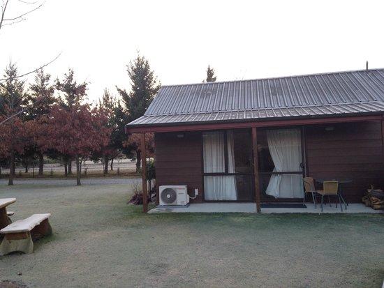 Alpine View Lodge: Deck