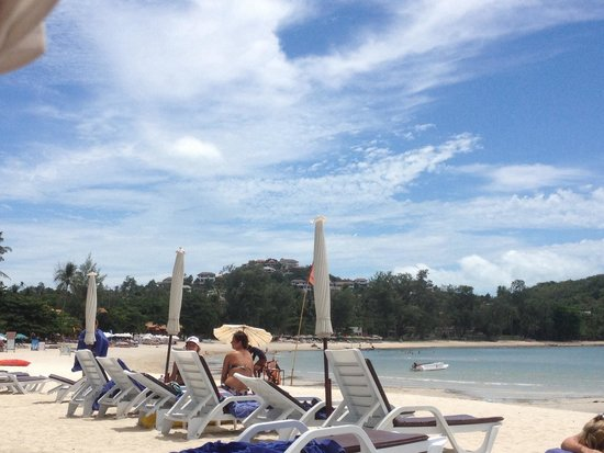 Imperial Boat House Beach Resort: Hotel beach - stunning