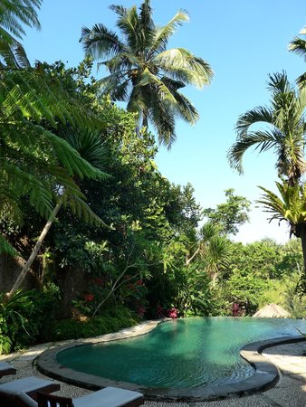 Graha Moding Villas: Gorgeous pool area