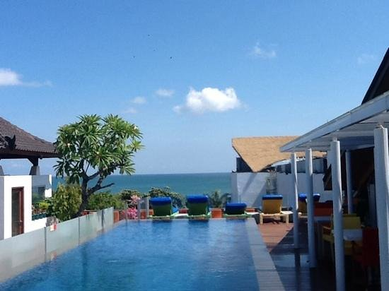 BEST WESTERN Kuta Beach: great views