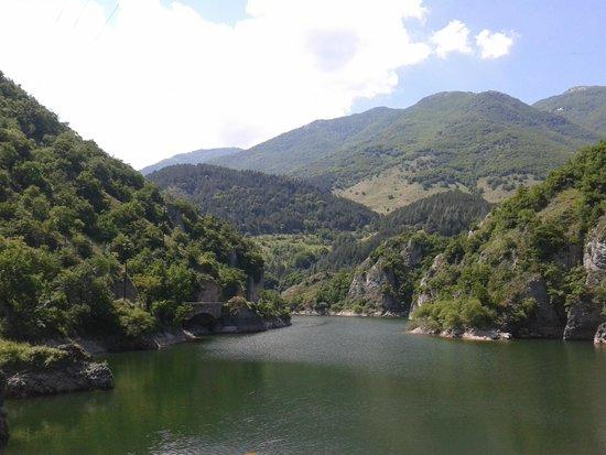 Il Lago di Scanno : LAGO SCANNO