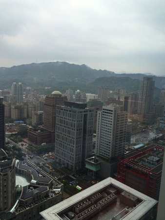 W Taipei : View of 30th floor