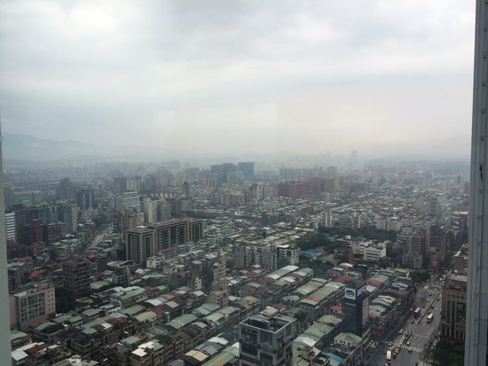 W Taipei: View of 30th floor
