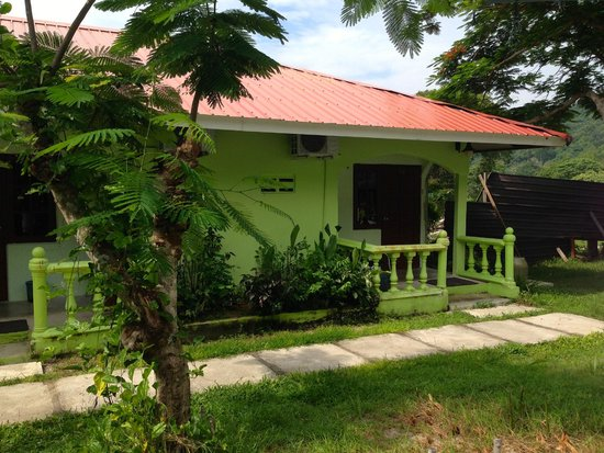 Green Village Langkawi: Facilities look good from outside ...
