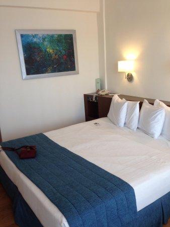 Domotel Xenia Volos : Sea view bedroom