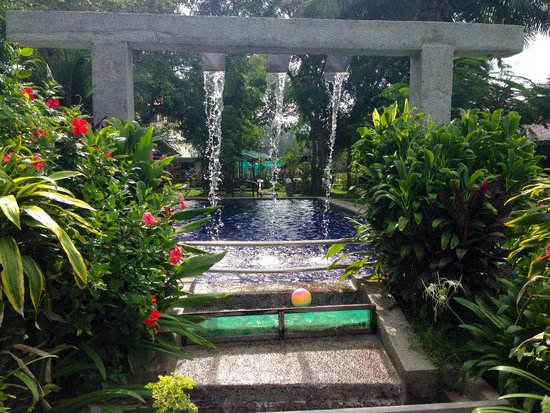 Green Village Langkawi: Lovely to look at ... pool was clean
