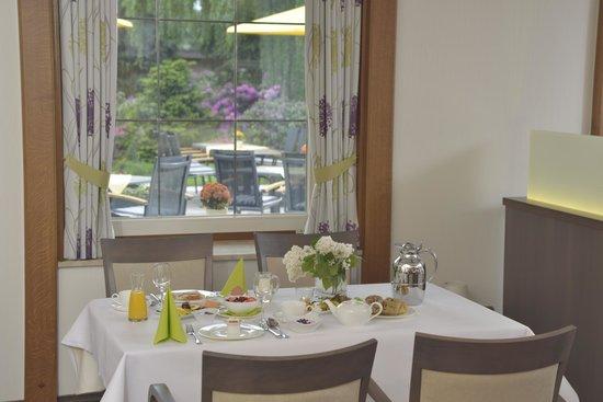 Ringhotel Celler Tor: Frühstück
