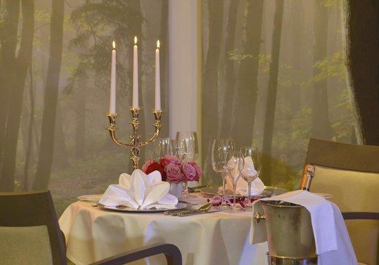 Ringhotel Celler Tor: Candle light Dinner