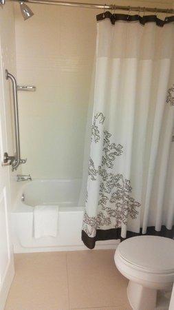 Residence Inn Houston by The Galleria: Bathtub