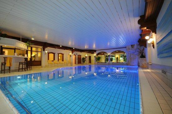 Ringhotel Celler Tor: Pool- und Saunalandschaft