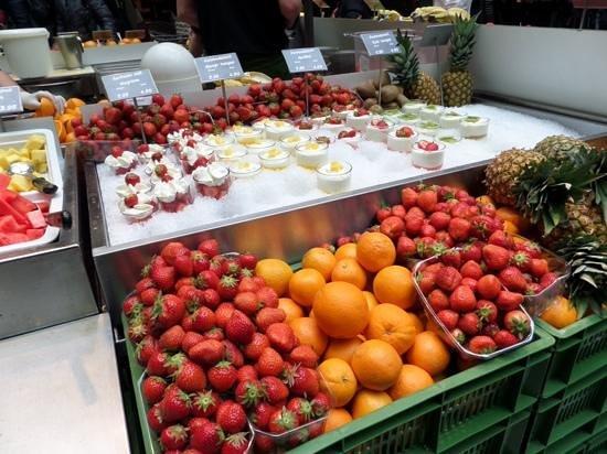 La Place : fruta fresca