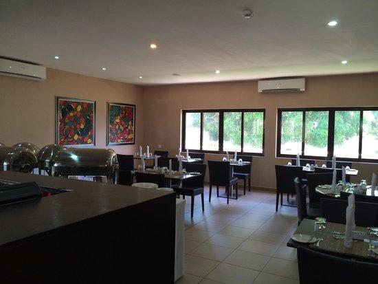 Epe Resort : Restaurant