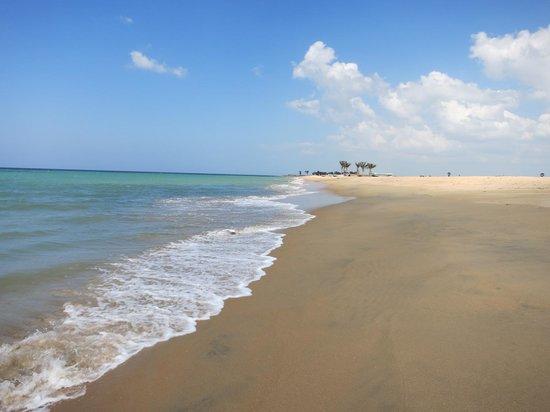 Ruuk Village: privat beach :D