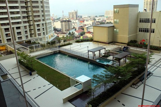 Swimming Pool Picture Of Times Square Homestay George Town Tripadvisor