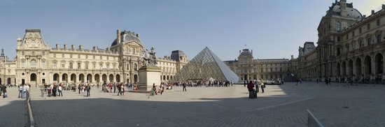 Musee du Louvre: ingresso alla storia