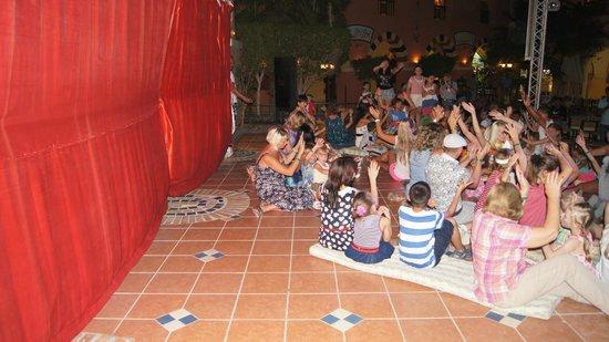 Jaz Makadi Saraya Resort : мини-диско