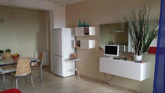 Residenza Borgo Punta Villa: zona giorno
