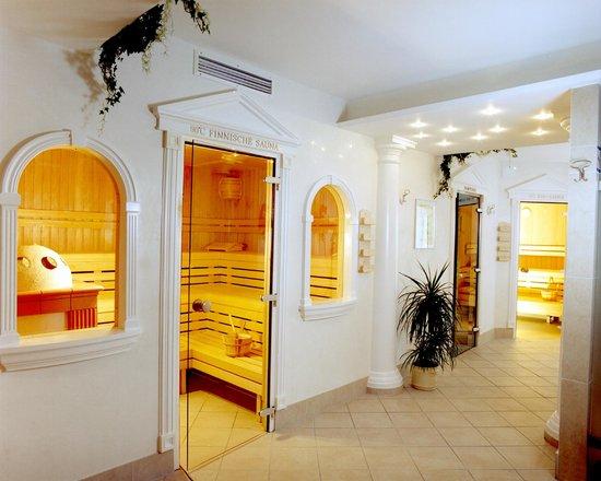 Ringhotel Celler Tor: Saunalandschaft mit vier verschiedenen Saunen